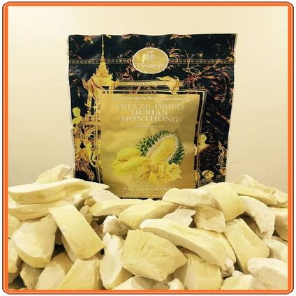 Durian Freeze dried 01